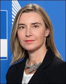 Qui est Federica Mogherini ?