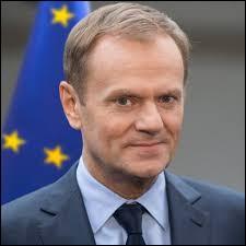 Qui est le président du Conseil européen ?