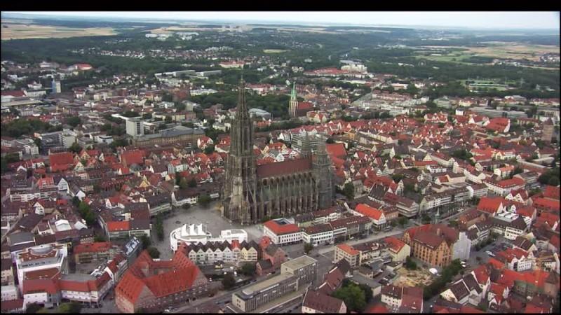 Ville allemande, située en Bavière et bordée par le Danube :