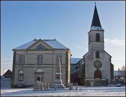 Nous commençons notre balade quotidienne en Bourgogne-Franche-Comté, à Aisy-sous-Thil. Nous sommes dans le département ...