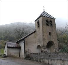 Vous avez sur cette image la chapelle Saint-Antoine de Matafelon-Granges. Commune Aindinoise, elle se situe en région ...