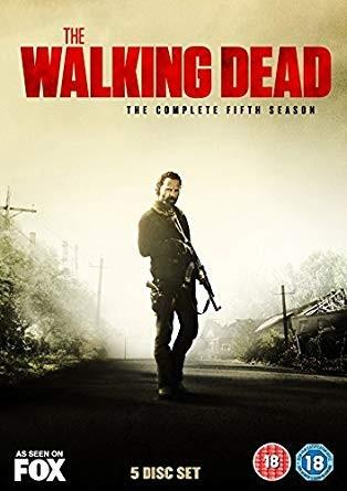 The Walking Dead, saison 5
