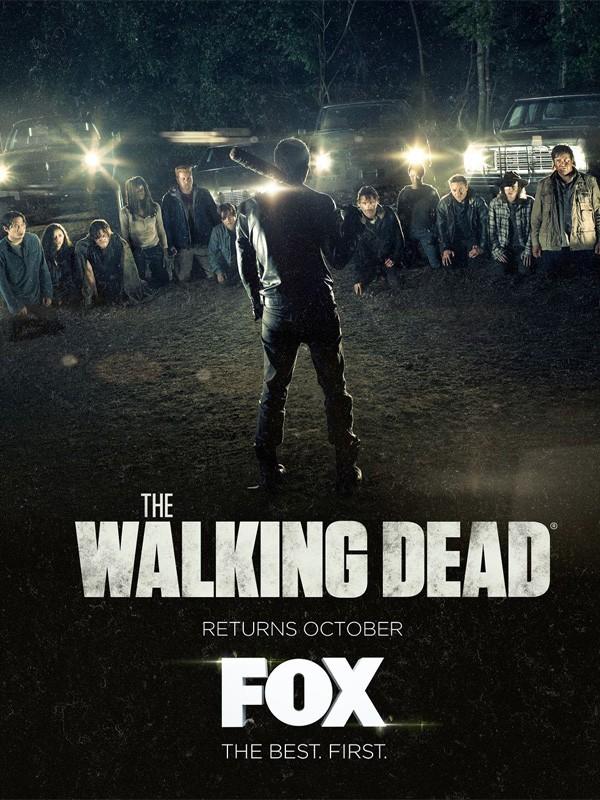 The Walking Dead, saison 7 (partie 1)