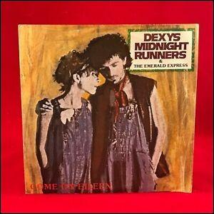Complétez ce titre du groupe Dexys Midnight Runners : ''Come On -----------''.