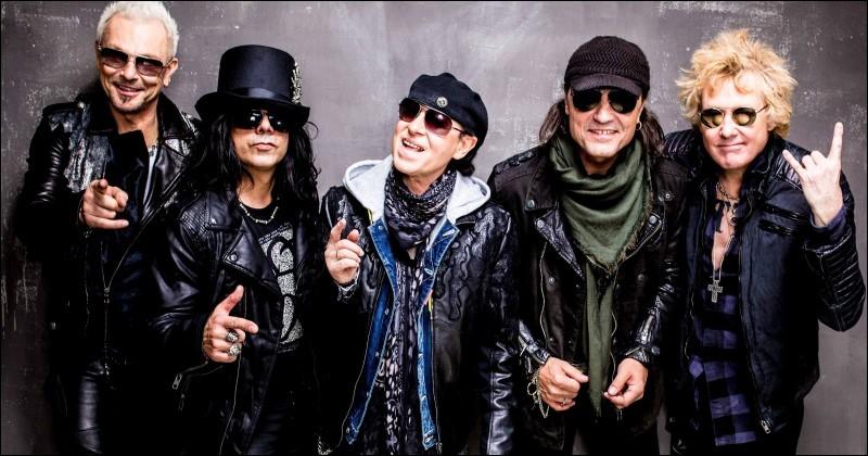 ''No One Like You'' figure sur le premier album de Scorpions. Combien de pattes locomotrices possède cet animal ?