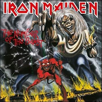 Iron Maiden fustige la colonisation de l'Amérique dans ''Run To The Hills'' extrait de l'album ''The Number of the Beast''. D'après la Bible, quel serait ce nombre ?
