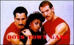 Boys Town Gang a fait une reprise disco de ''Can't Take My Eyes Off You''. Cette chanson fait partie de la BO du film ''Voyage au bout de l'enfer''. Qui jouait le premier rôle aux côtés de Christopher Walken ?