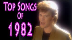 Chansons non-francophones de l'année 1982 (3e partie)