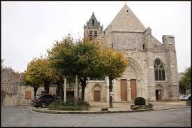 Pour finir, je vous emmène en Île-de-France, à Saint-Sulpice-de-Favières. Commune de la Grande Couronne, elle se situe dans le département ...