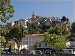 Contes est une ville Maralpine située en région ...
