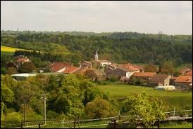 Sachant que Griscourt est un village Meurthois, laquelle de ces propositions est fausse ?