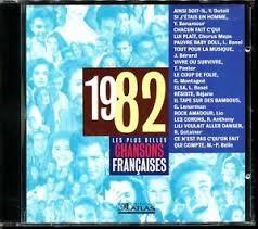Chansons francophones de l'année 1982 (1re partie)