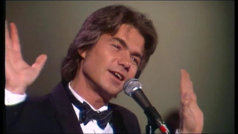''Le Gitan'' est une chanson de Daniel Guichard et le titre d'un film de José Giovanni sorti en 1975. Qui incarnait le gitan ?