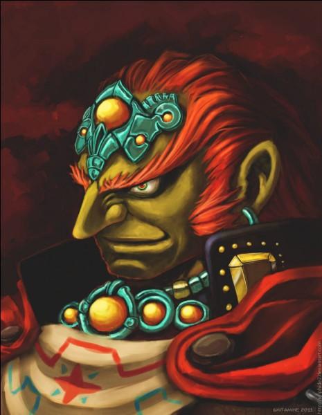 Un portrait de Ganondorf a été dissimulé quelque part. Où ?