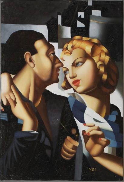 Idylle (Le Départ) - 1931