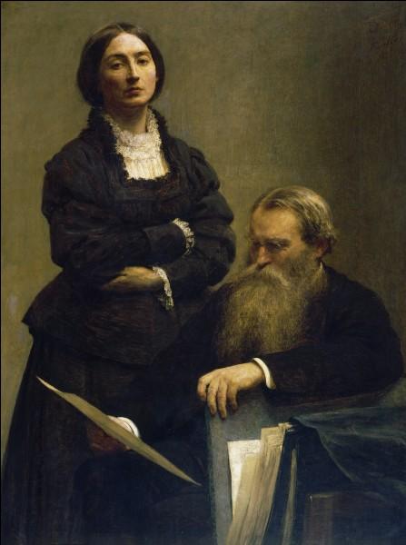 Portrait de M. et Mme Edwards, 1875
