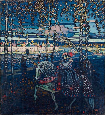Couple à cheval (1905)