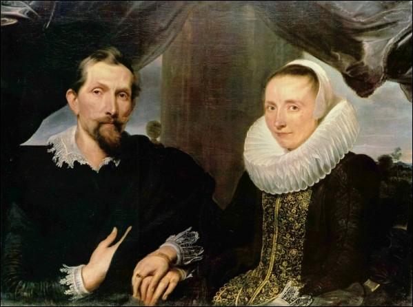 Les Snyders – Van Dyck, 1620