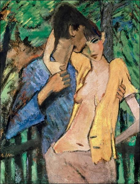Couple d'amoureux (1919)