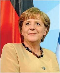 Où habite Angela Merkel ?