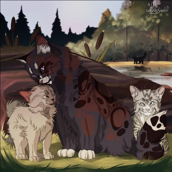 Qui sont les chefs du clan de la Rivière ?