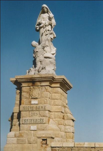 """En France, où peut-on voir """"Notre-Dame des naufragés"""" ?"""