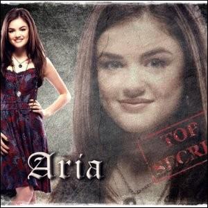 Comment s'appelle la mère d'Aria ?