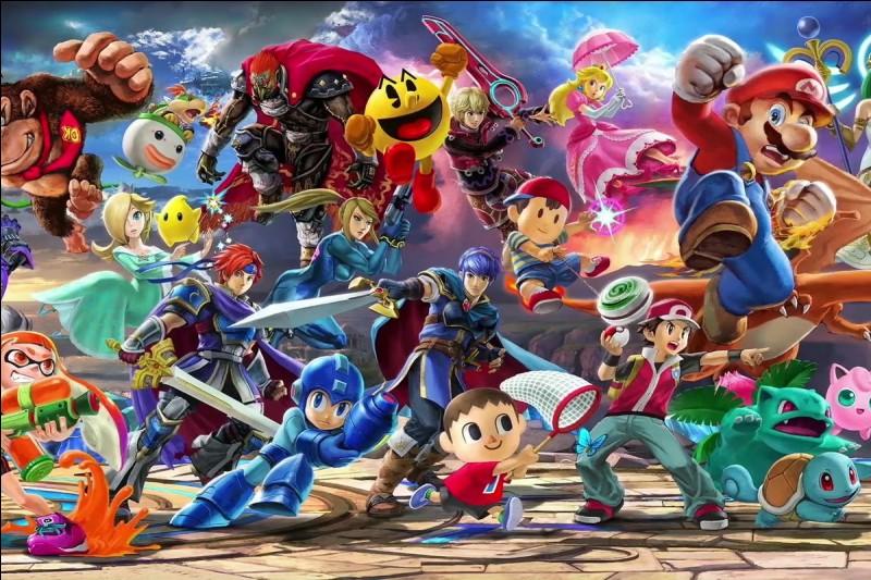 """Combien de """"Smash Bros"""" sont sortis ?"""