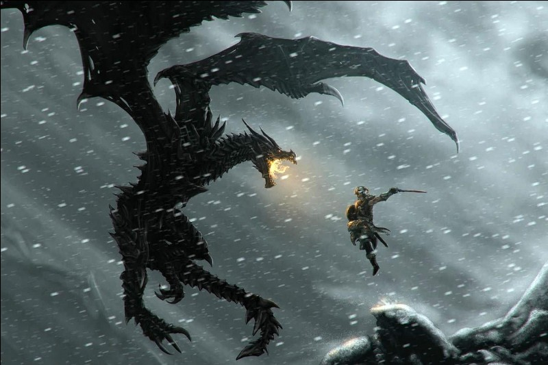 Quelle est la date de sortie de Skyrim ?