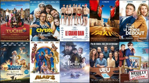 Choisis un personnage de film.