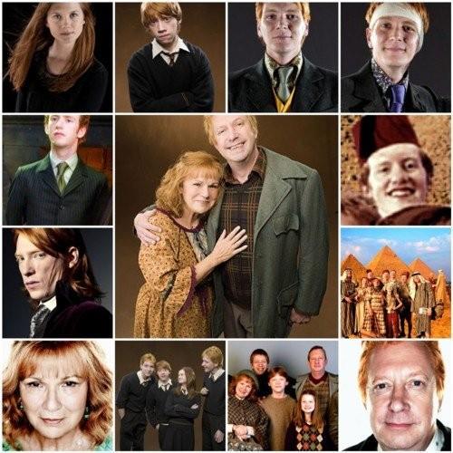 Quel Weasley es-tu ?