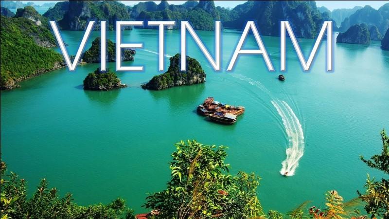 Où se trouve le Vietnam ?