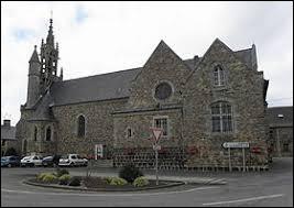 Nous partons maintenant en Bretagne à Chelun. Nous serons dans le département ...