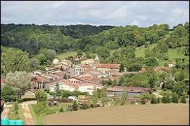 Resson est un village Meusien situé ...