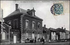 Village Marnais, Verrières se situe en région ...