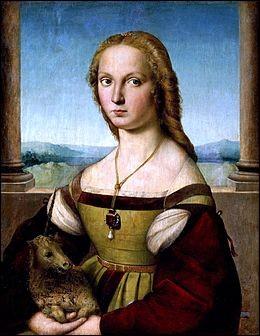 """Quel peintre de la Renaissance est l'auteur du portrait """"La dame à la licorne"""" ?"""
