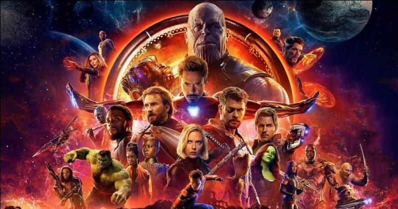 """Complète le titre du film : """"Avengers Infinity..."""""""