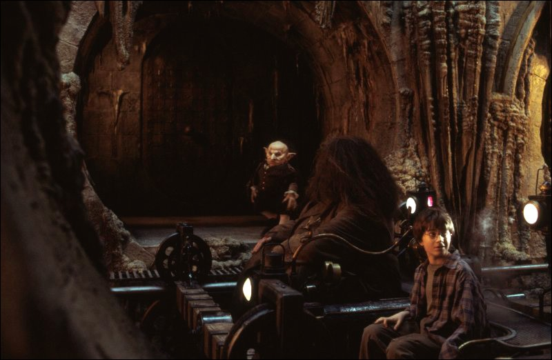 Dans quelle chambre de Gringotts le colis secret de Dumbledore se trouve-t-il ?