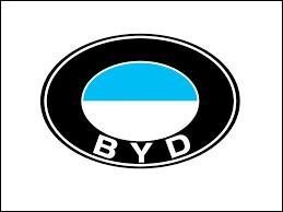 Quelle est la nationalité de la marque BYD ?