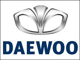 Quelle est la nationalité de la marque Daewoo ?