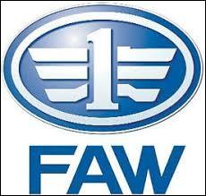 Quelle est la nationalité de la marque FAW ?