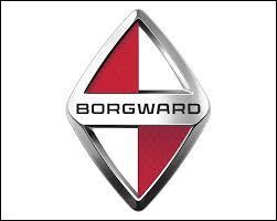 Quelle est la nationalité de la marque Borgward ?