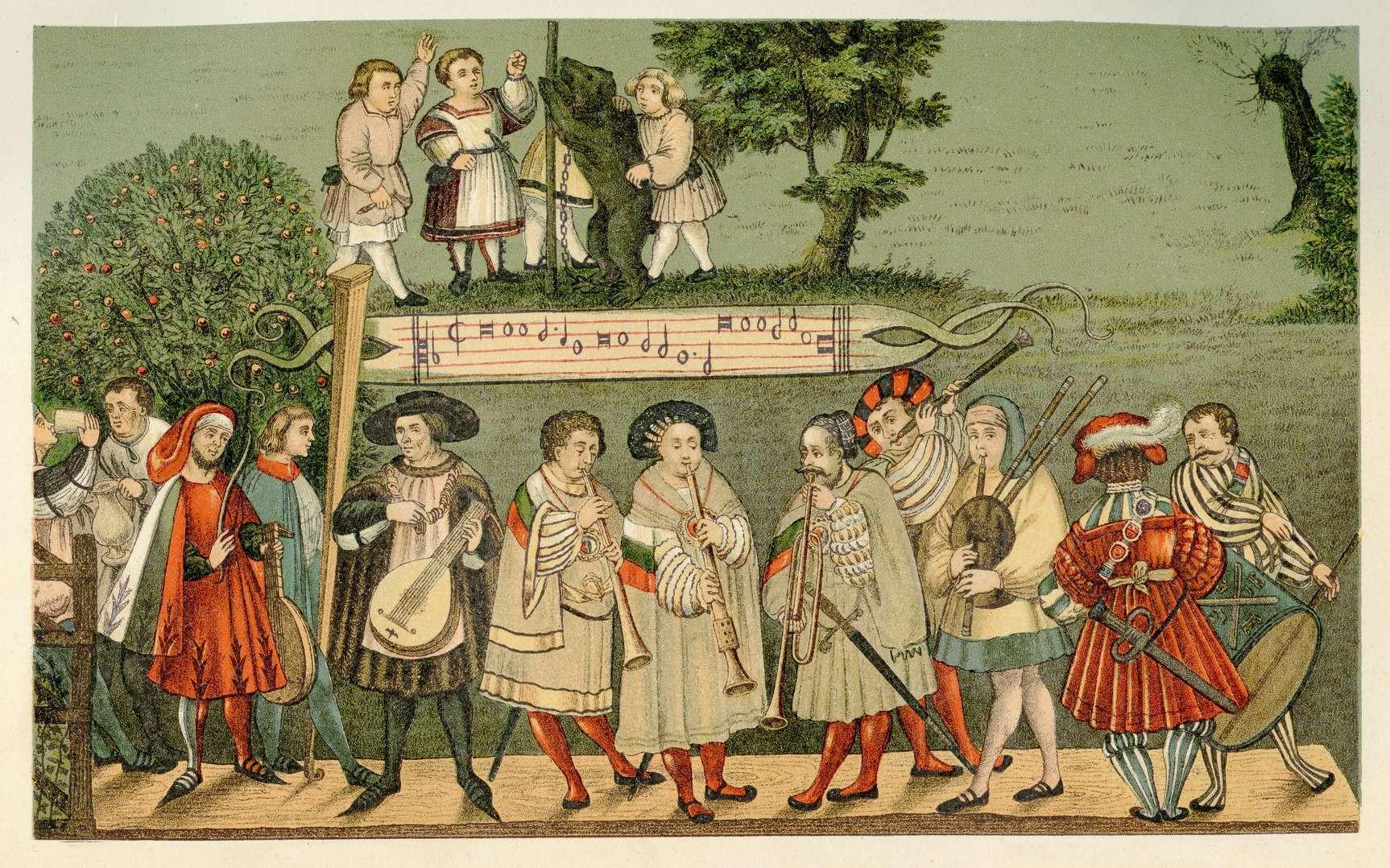 Le Moyen Âge (1)