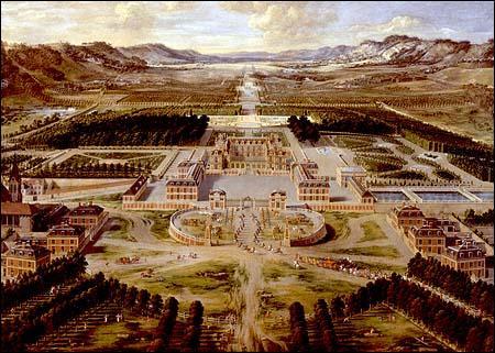 Pourquoi Louis XIV décide-t-il de bâtir un immense palais royal ?