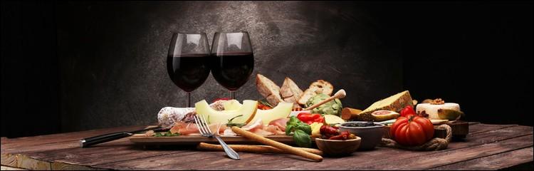 Parmi les aliments suivants, quel est celui qui n'est pas typique de la gastronomie française ?