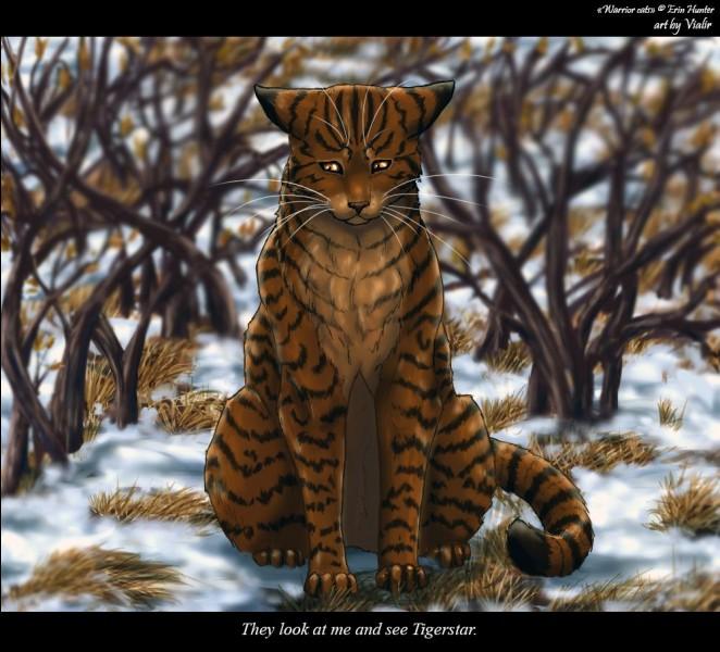 De quoi avait peur Étoile du Tigre ?