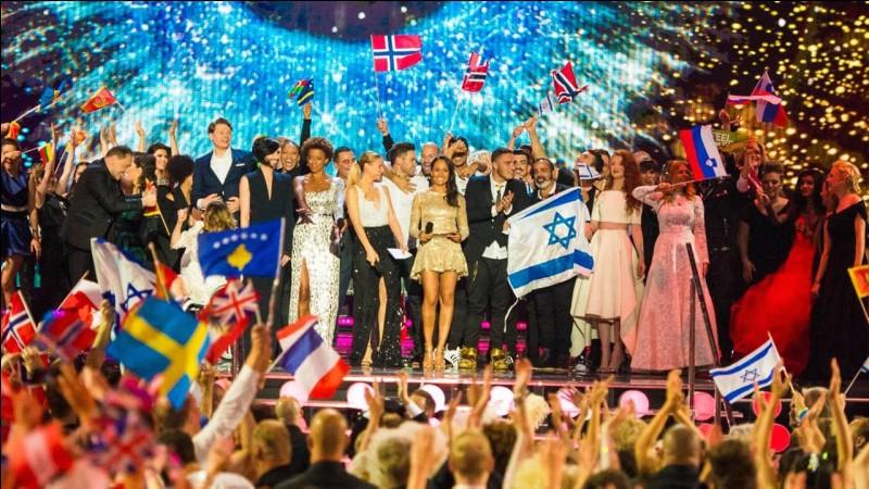 La première édition du concours de l'Eurovision date de...