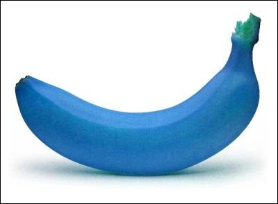 """Dans quel domaine peut-on parler de """"banane bleue"""" ?"""