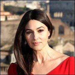 Elle donne la réplique à Monica Bellucci dans un film sorti après...
