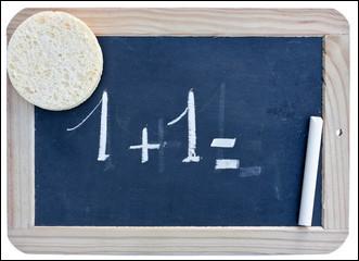 Quel est le résultat de 1 + 1 ?